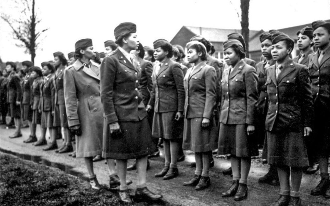 Sorting the Mail, Blazing a Trail: African-American Women in World War II